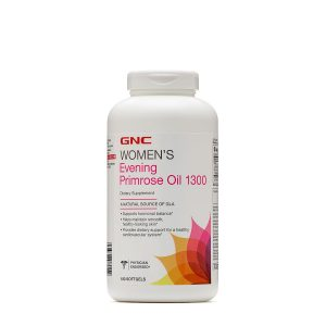 gnc evening primrose oil