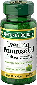 best evening primrose oil