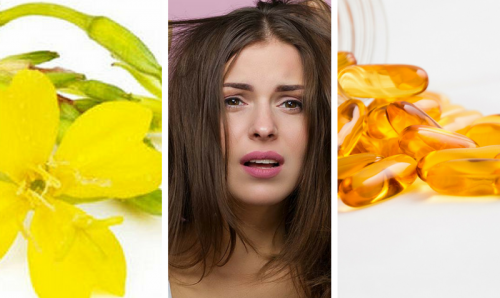 evening primrose oil oily skin