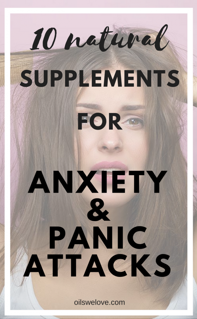natural supplements for anxiety and panic attacks