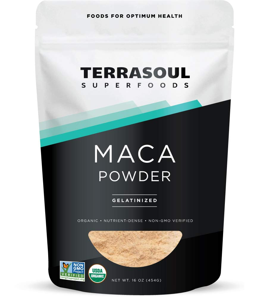 maca superfood powder