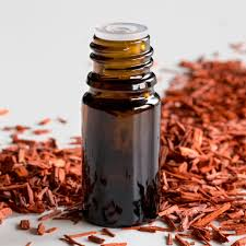 Sandalwood essential oil great for DIY sleep spray