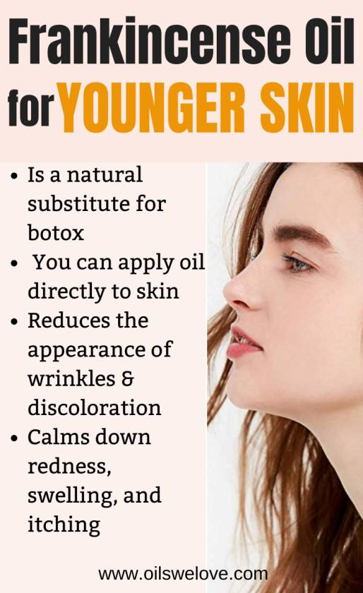 USES OF FRANKINCENSE OIL for skin