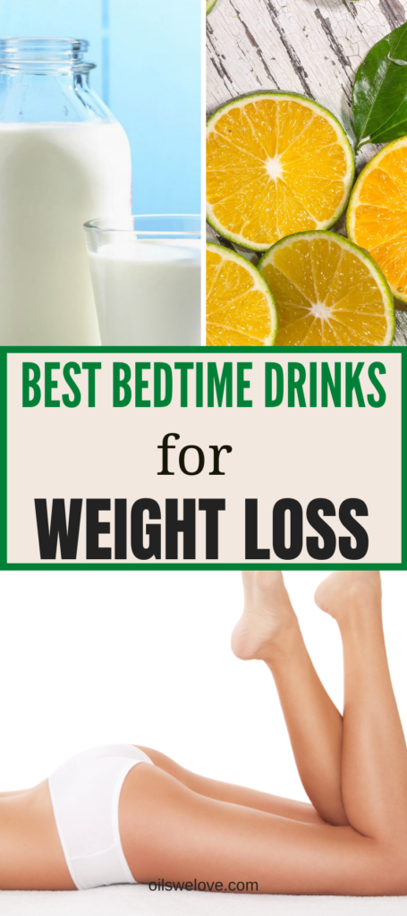 bedtime-weight-loss-drinks