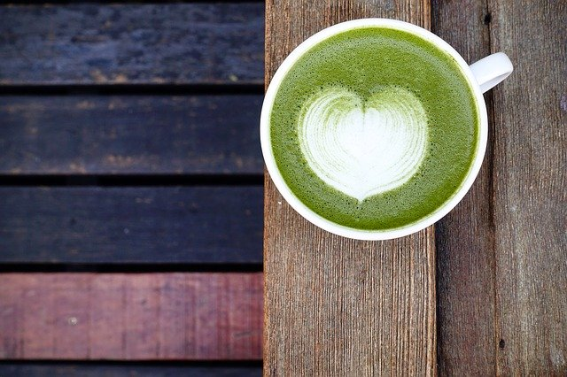 detox drink recipes with moringa powder