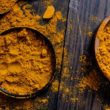 two cups of grated turmeric